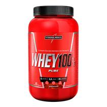 Whey 100% Pure Integralmédica Sabor Chocolate 907g - Integralmedica