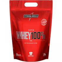 Whey 100 pure pouch 1,8kg chocolate - Integral