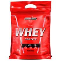 Whey 100% Pure Pouch 907g Morango - Integralmedica