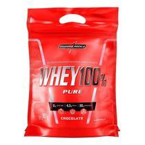 Whey 100% Pure Pouch 907gr - Integralmédica -