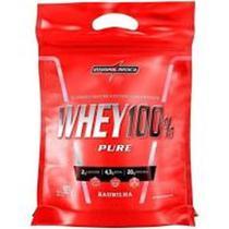 Whey 100% Pure Refil (907g) Baunilha - Integralmédica -