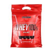 Whey 100% Pure Refil 907g Integralmedica -