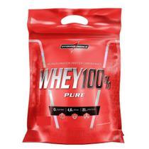 Whey 100% Pure Refil (907gr) - Integral - Integral Médica - Integralmédica