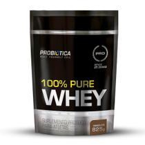 Whey 100% Pure Sabor Chocolate 825g Refil- Probiotica - Probiótica