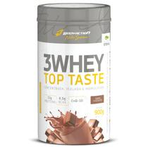 Whey 3w top taste 900g chocolate body action