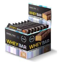 Whey Bar 40g Caixa 24 Unidades - Probiótica -