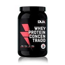 Whey concentrado - 900g - cappuccino - dux nutrition -