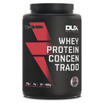 Whey Concentrado Dux Nutrition 900g Sabor Cookies -