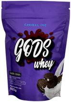 Whey Concentrado Gods Whey 825g Cookies  Canibal Inc -