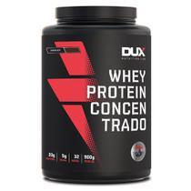 Whey Dux Concentado 900g - Cookies - Dux Nutrition -