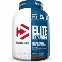 Whey Elite 100 2,3kg Cookies Dymatize -