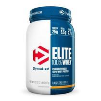 Whey elite 100% (900g) - dymatize -