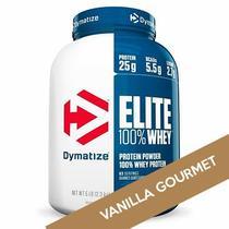 Whey - Elite 100 Whey 5 Bls - 2,3 Kg - Dymatize