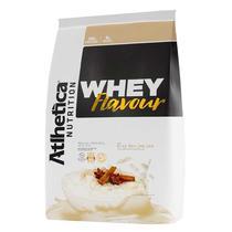 Whey flavour atlhetica 850 g - arroz doce com coco -