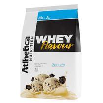 Whey flavour atlhetica 850 g - cookies cream -