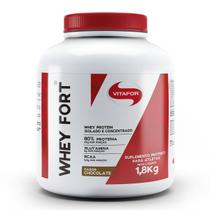 Whey fort 1,8 kg - vitafor (chocolate) -