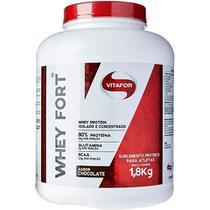 WHEY FORT 1800g Chocolate - Vitafor