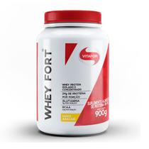 WHEY FORT 900g - ABACAXI - Vitafor
