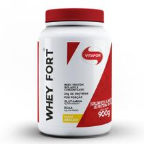 Whey Fort 900G - Abacaxi - VitaFor -
