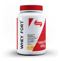 WHEY FORT 900g - BANANA - Vitafor