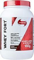 Whey Fort - 900g Chocolate - Vitafor -