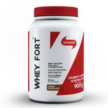 Whey Fort 900G - Chocolate - VitaFor -