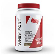 Whey fort  - 900g - chocolate-vitafor -