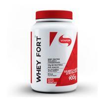 WHEY FORT 900g - FRUTAS VERMELHAS - Vitafor