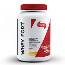 Whey fort - baunilha - 900g - vitafor -