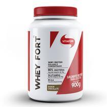 Whey Fort Chocolate 900g - Vitafor -