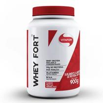 Whey fort frutas verm vitafor - 900 gr -