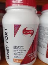 Whey Fort sabor Baunilha 900gr - Vitafor