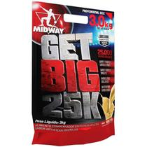 Whey Get Big 3 kg - Midway