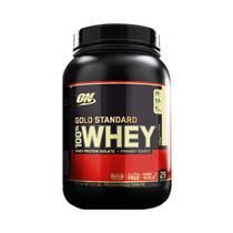 WHEY GOLD 100 2LBS (907g) - VANILLA ICE CREAM - Optimum nutrition