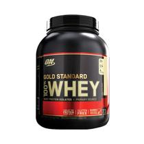 WHEY GOLD 100 5LBS (2273g) - BAUNILHA - Optimum nutrition