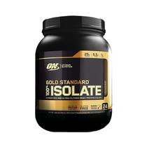 WHEY GOLD 100 ISOLATE 1,64LBS (744g) - CHOCOLATE - Optimum nutrition