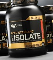 Whey gold isolate baunilha 2,91 lbs - Optimum nutrition