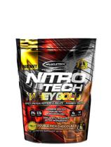 Whey Gold Nitro Tech 454g Muscletech -