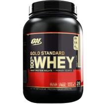Whey gold standard - 900g - sabor chocolate coconut - optimum nutrition