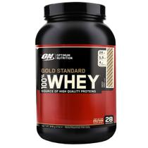 Whey gold standard - 900g - sabor rock road - optimum nutrition
