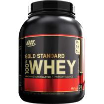 Whey gold standard - chocolate duplo - optimum nutrition (2,2kg)