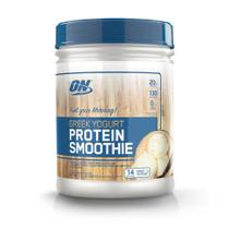 Whey Greek Yogurt Protein Smoothies Optimum Nutrition 462g -