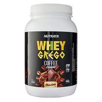 Whey Grego - 900g - Coffe - Nutrata