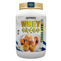 Whey Grego ISOLATE (900g) - Nutrata