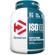 Whey Iso 100 2,3kg Baunilha Dymatize -