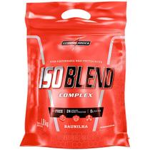 Whey Iso Blend Baunilha Refil 900g Integralmedica -