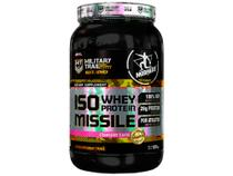 Whey Isolado Iso Missile Strawberry 930g Militray Trail Midway -