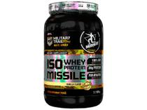 Whey Isolado Iso Missile Vanilla 930g Militray Trail Midway -