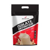 Whey Isolate Definition - 1800g Refil Baunilha - BodyAction - Body Action