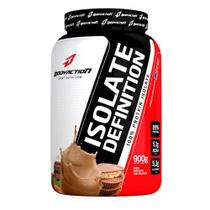 Whey Isolate Definition - 900g Chocolate com Amendoim - BodyAction